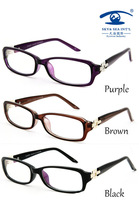 Free Shipping(5pcs/lot) Buy Wholesale Optic Eyeglasses Frame Wholesaler Fashion Gasses Women