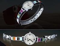 2014NEW!! Luxury Gold Watch Women Dress Watches Ladies Dress Watch Imitation Ceramic Free shipping ML0480