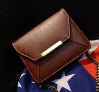 Free shipping New 2014 fashion bag Women's leather handbag brand designers shoulder crossbody bags DDW98