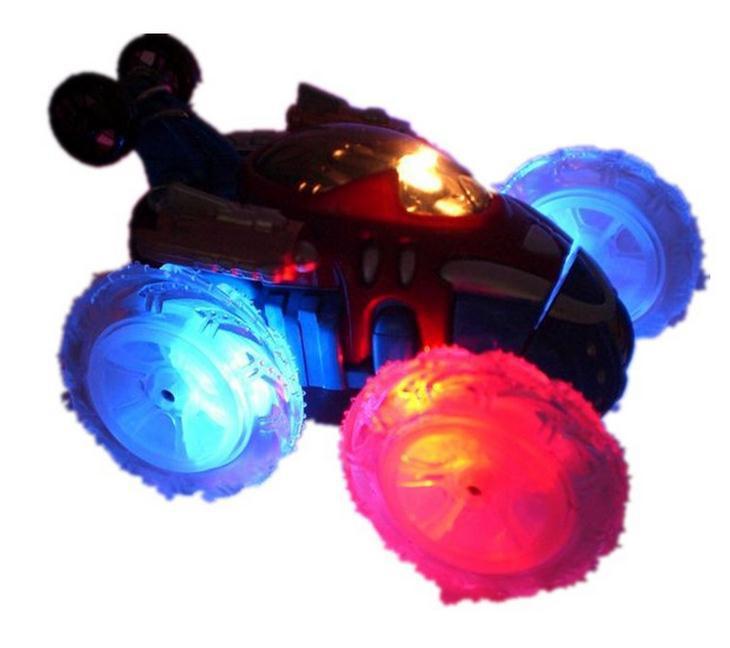 Free shipping ! Mini RC car Remote Control Toys Stunt Car Electric Dancing Dump Car Drift Model Educational Motor Toy(China (Mainland))