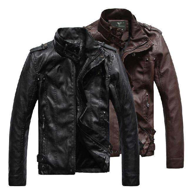 Bikers Zone Leather Jacket Review Men S Leather Jacket Men