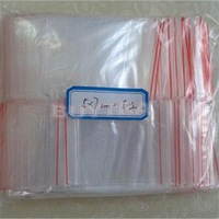 2014 New Practical Home Using Ziplock Bag/Portable Clear Ziplock Bag/Eco-Friendly Jewerly Storage Bags