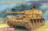 Dragon model 6330 1/35 Pz..Kpfw.IV Ausf.D
