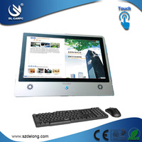 4 generation Core i3/i5/i7 all in one PC Super Slim 10mm Only, Powered by Intel I5 CPU