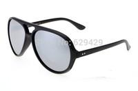 New Brand Designer Mirrored RB Sunglasses 6117 Oculos De Sol Men Polarized Mirror Vintage Women Glasses Eyewear free shipping