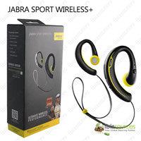 GENUINE BRAND NEW JABRA SPORT WIRELESS + BLUETOOTH MONO HEADSET IN BLACK wireless plus
