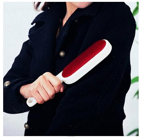 Strange new creative home wholesale clothing electrostatic dusting brush dust catcher The static brush(China (Mainland))