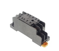 Lot 10 Mini Relay Socket Base PYF08A For  H3Y-2 timer relay MY2NJ