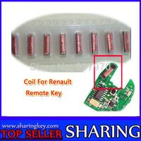 10PCS/lOT Coil For Renault remote key