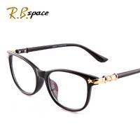 2014 Radiation-resistant glasses pc mirror male female computer -three goggles plain mirror fashion function glasses