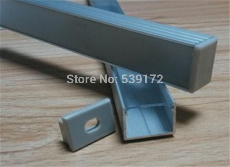 2m length aluminium profile for led bar light Free shipping 2m aluminium base for led strip 16mm pcb use YD-1605(China (Mainland))