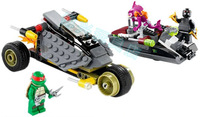 2014 Newest Bela 10208 Teenage Mutant Ninja Turtles Building Blocks Sewer Chase Education 3 Figures DIY Bricks Toys For Children