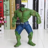 Super Hero The Avengers Movie Hulk Action Figures Toys 26cm PVC Model Dolls Movable