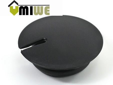 Umiwe Round Headphone Cable Winder Reel Headphone Wrap (Black,Color Randomly)(China (Mainland))