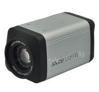 "CCTV 30X Optical Zoom 650TVL 1/4"" SONY Effio 3.9-85.8MM Lens Digital Box Camera"