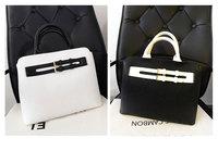 2014 New Fashion Brand Design Handbags Women's Trendy Leather Shoulder Bags Free Shipping BB0939