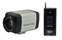 Lot CCTV 420/480/600TVL 30X Optical Zoom 3.6-97.2MM Lens Box Camera With Remote