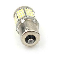 Free Shipping  2pcs/lot 1156 BA15S 85 SMD LED 1206 3020 Tail Reverse Backup Turn Signal Light Lamp Bulb CL685(China (Mainland))