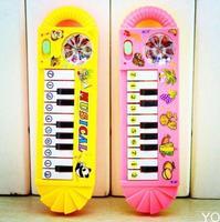 1Pcs x New Useful Popular 0-7age Baby Kid Piano Music Developmental Cute Toy