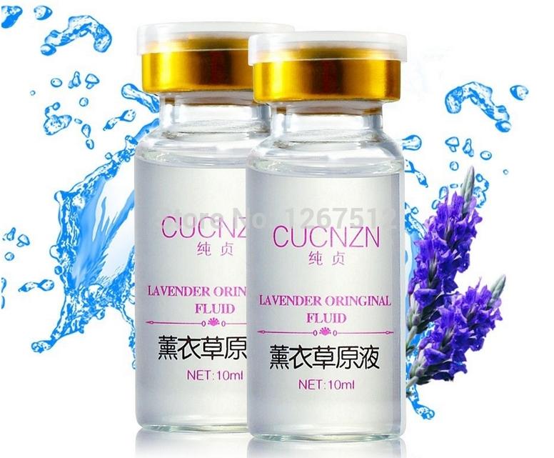 100% pure Lavender liquid acne treatment remove Blackhead acne whitening delicate pores face care cream freeshipping(China (Mainland))