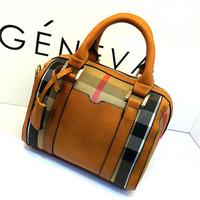 2014 New Fashion women's handbag fashion classic large shoulder bag plaid bags female luxury work bag women's messenger bag