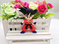 100% real capacity  promotion!! Free Shipping Wholesale High quality cartoon Dragon Ball  16GB Memory USB Flash Drive S256
