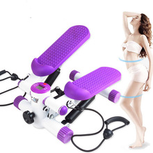 1pcs Mini Steppers Quieten Multifunctional Swing Quality Household Treadmill Hiking Machine Fitness Equipments