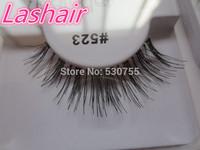 eye lashes false lashes natural popular style human hair eyelash extension