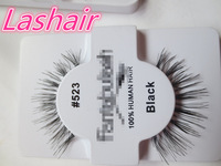 false lashes individual eyelashes extension human hair fake eyelash