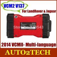 Free DHL!! 2014 New Release Best Quality VCM2 JLRV137 VCM2 V137 diagnostic tool