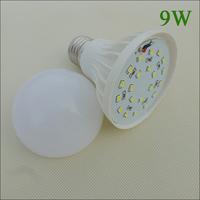 10pcs/lot Led Lamp LED Bulb E27 DC12V  3W 5W 7W 9W  220V SMD5328 Warm White Cool White Energy Saving Led Light Lamps