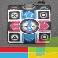 50pcs/lot New Design Non-Slip Dancing Step Bodiness Dance Mat Mats Pads For PC USB Dancing Mat