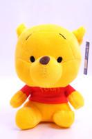 Winnie the Pooh Plush Toy -- 6.4''