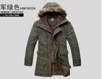 2014 Hot New Brand Winter german military parka jackets,  polar Fleece jacket Coat for military clothing CMR236