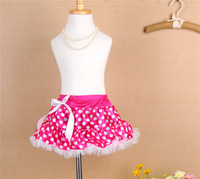 Retail Fashionable New Designer Striped Skirts For Babys Fashion Skirt Fluffy Skirt Free Shipping