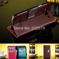 Huawei Honor 2 U9508 Geuine Leather Case for Huawei U9508 Honor 2 Free Shipping