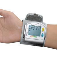 New Digital LCD Automatic Wrist Blood Pressure Pulse Monitor