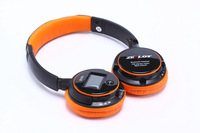 B-380 Wireless Headphone Bluetooth Headset with LCD screen with MIC Support FM