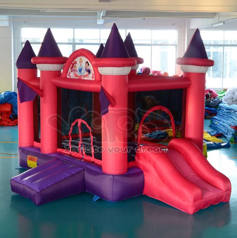 Achetez en gros princesse ch teau gonflable en ligne des grossistes princes - Vente chateau gonflable ...