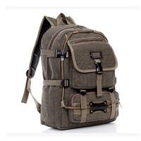 New 2014 Fashion Canvas men's backpacks men's travel bags
