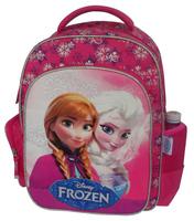 Mochila Infantil Promotion Zipper Girls Mochilas The Latest 2014 Frozen Freeshipping New School Bag Children Cartoon Backpack