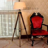 Scandinavia style American style floor lamp wool tripod lamp floor lamp