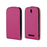 2014 New Flip Leather Case for HTC Desire SV T326e Skin Cover Phone Cases Pouch 10 Colors