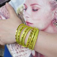 Handmade Leather Bracelet With Bling Rhinestone Wrap Leather Bracelet Hot Drill Bangle For Woman Gift SB338