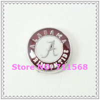 Alabama Sport Floating Charms USA Sports Pendant Charm For Glass Floating Locket Accessories