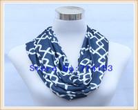2014 new women scarf printing scarf infinity