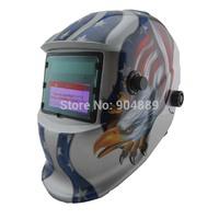 Nice apperance Solar +li battery power  auto darkening/shading with grinding function welding helmet/welder mask/cap