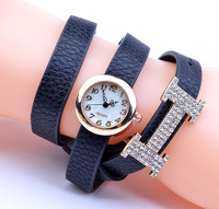 New /Fashionable woman watches diamante decorate Pop Watch