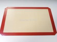 42 * 29,5 centímetros ferramenta de fermento para bolo de silicone fibra de vidro material reforçado antiaderente pode colocar o Forno Massas Ferramentas Panelas Navio livre(China (Mainland))