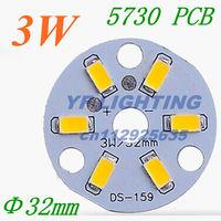 Low price promotion 5730 PCB led board 3W LED Bulb 6pcs smd led diode(led module)